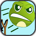 Angry Frogs – ADSFREE logo