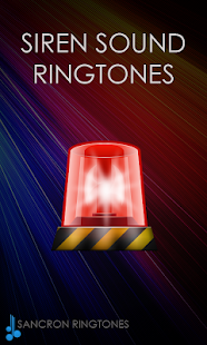 Siren Sounds and Ringtones - screenshot thumbnail