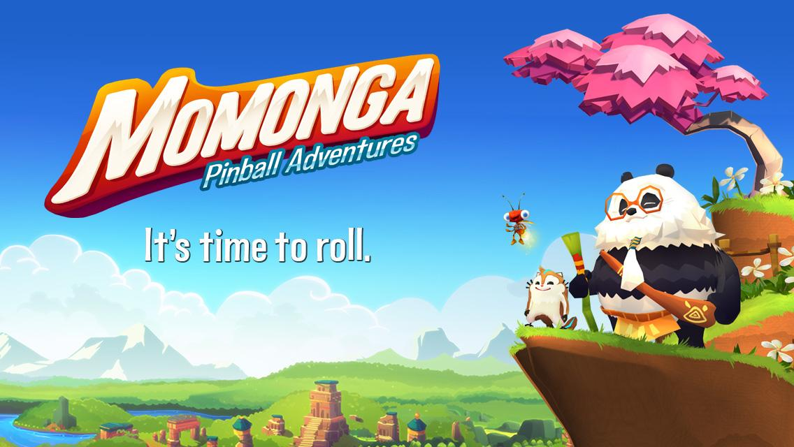 Momonga Pinball Adventures- screenshot