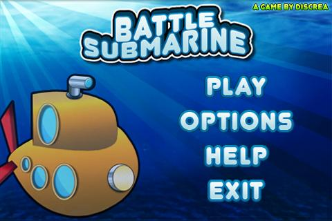 Battle Submarine- screenshot