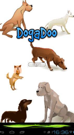 DogaDoo: Dog Toddler Games