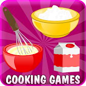 Ice Cream Cake Cooking Games