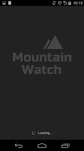 Mountain Watch M-Watch