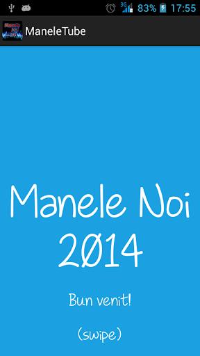 Manele Noi 2015