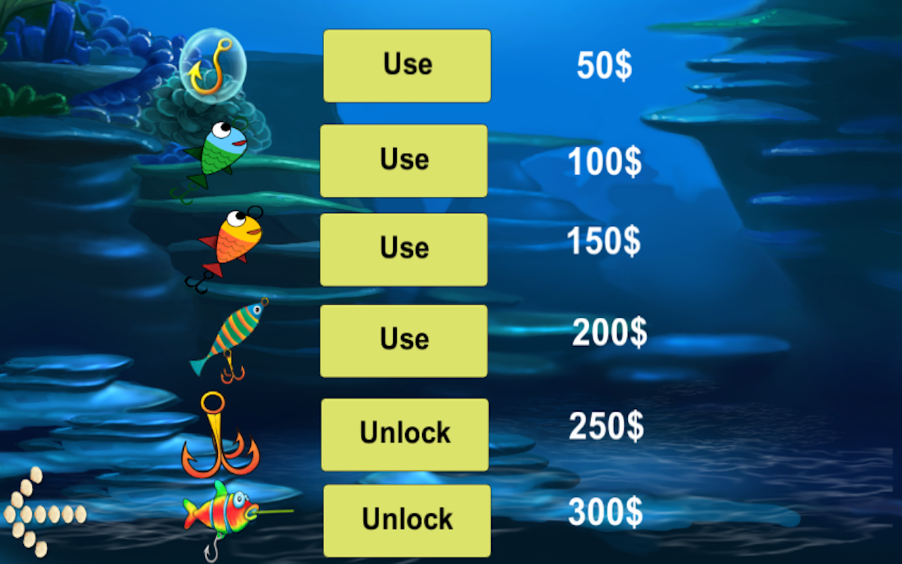 Fishing ocean big fish android apps on google play for Big fish games android