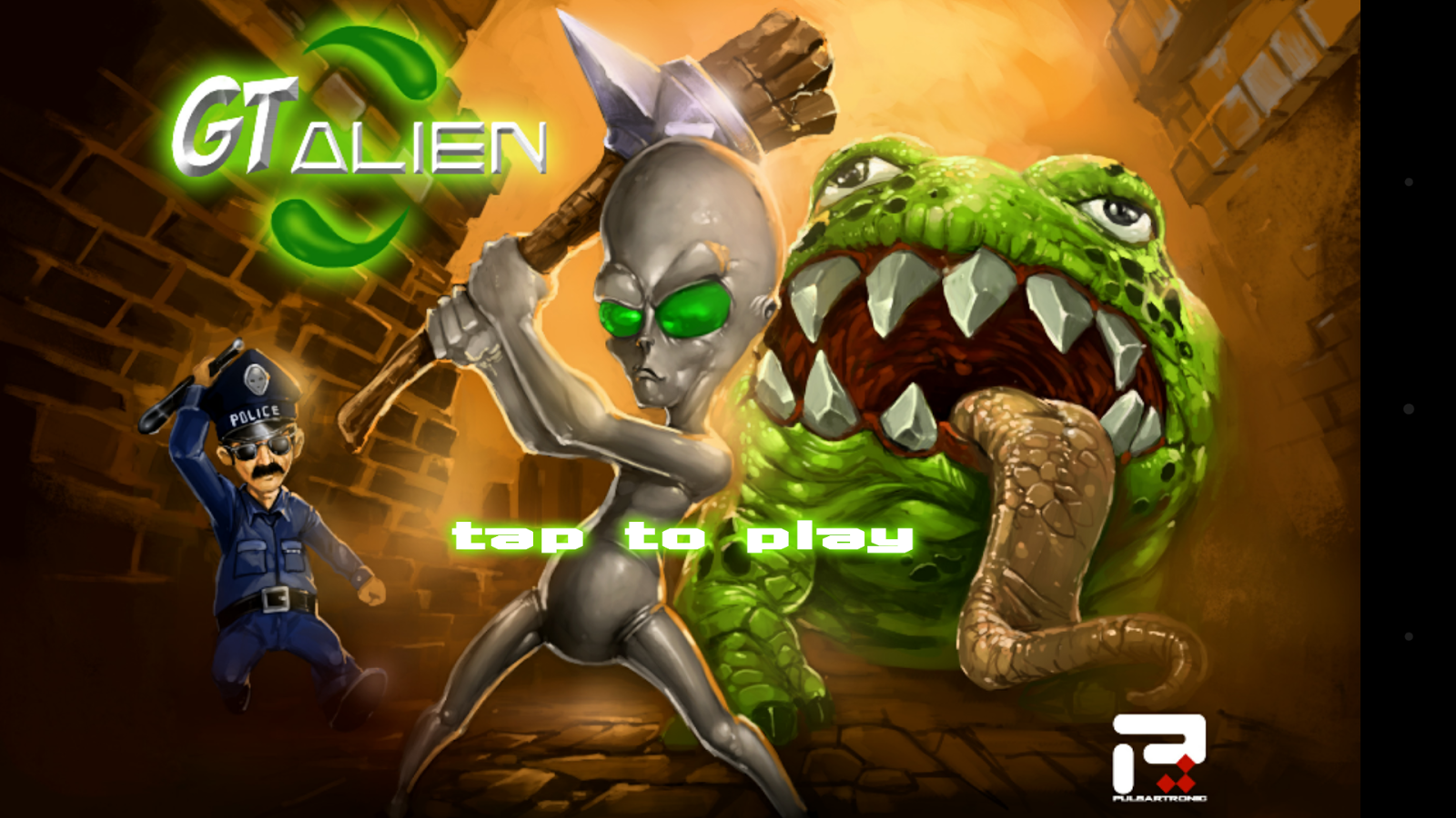 Alien Puncher- screenshot