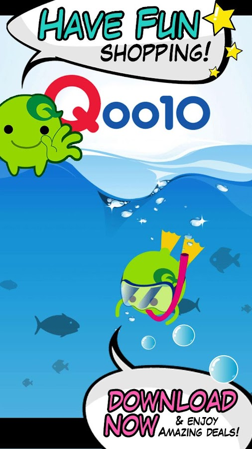 Qoo10 Singapore - screenshot