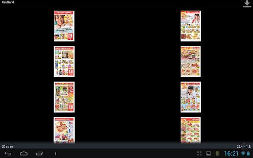 Akční ceny - screenshot thumbnail