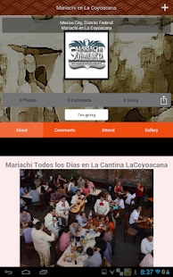 La Coyoacana App- screenshot thumbnail