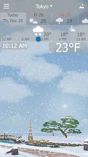 Precise Weather YoWindow Screenshot 8