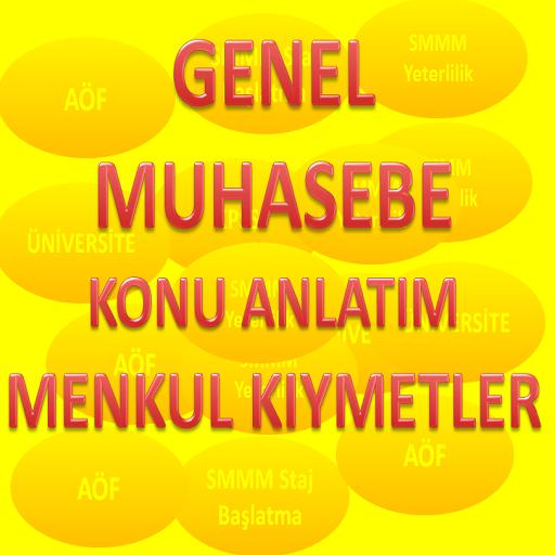 GENEL MUHASEBE MENKUL KIYMET