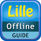 Lille Offline Travel Guide icon