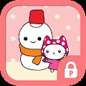 Love bani(snow)Protector Theme icon