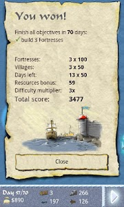 Sea Empire:Winter Lords AdFree v1.3.5