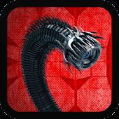 Super Mega Cyber Robo Worm