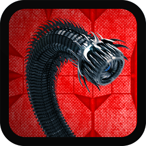 Super Mega Cyber Robo Worm for PC and MAC