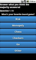 Screenshot of Majority Feud - Social Trivia!
