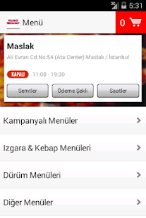 Malabadi Restaurant- screenshot thumbnail