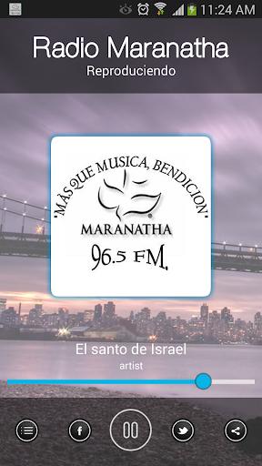 Radio Maranatha 96.5 FM
