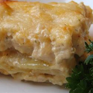 Chicken Lasagna II.
