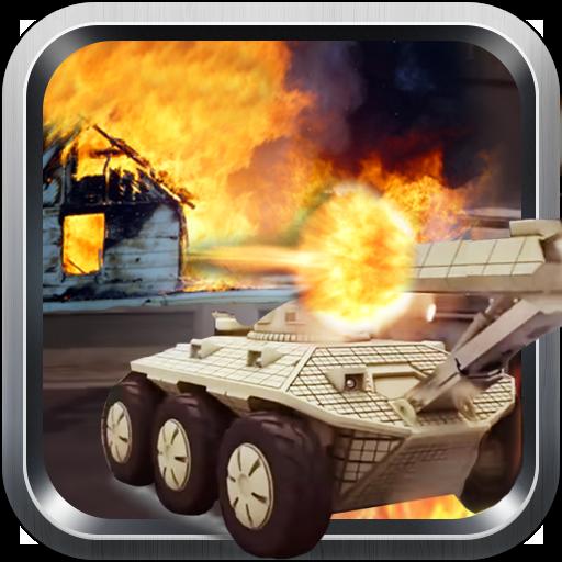 俄羅斯坦克劫持 動作 App LOGO-APP試玩