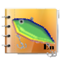 Bass Fishing Diary logo