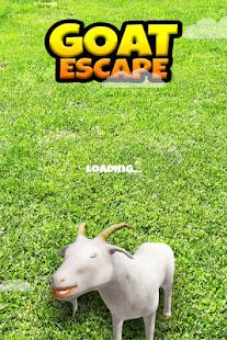 3D山羊逃生狂暴游戏