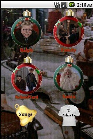 A Christmas Story Soundboard