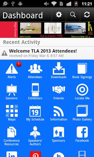 【免費書籍App】TLA 2013-APP點子