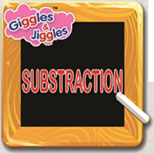 UKG MATHS SUBSTRACTION LOGO-APP點子