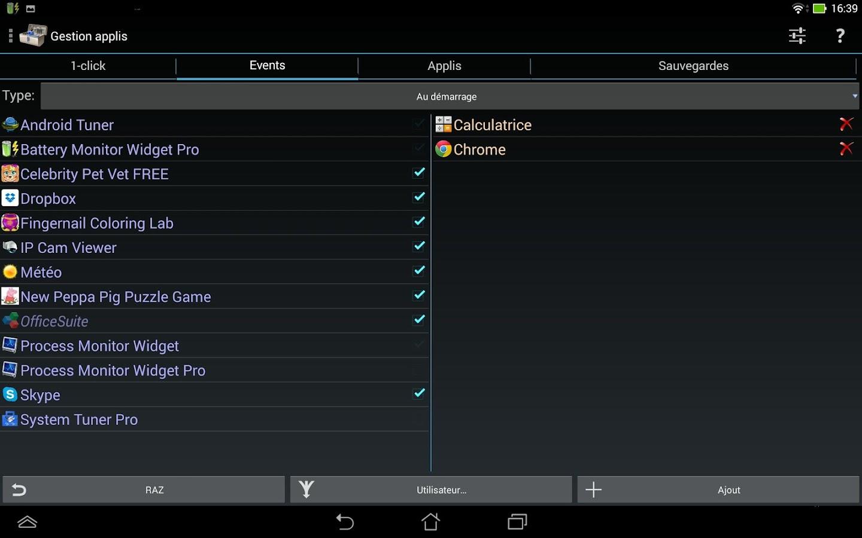 System Tuner Pro - screenshot