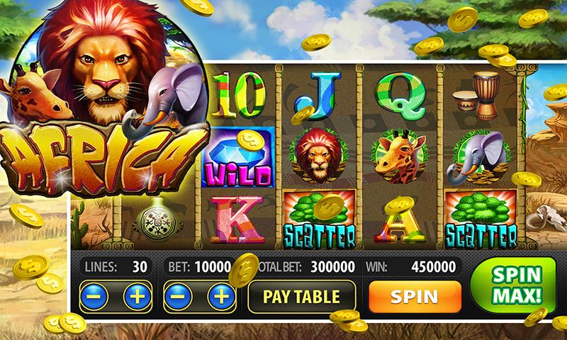 free to play slots and win big