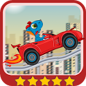gizmo city hill climb icon