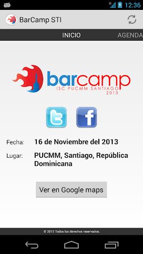 Barcamp STI