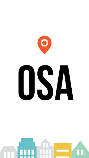 大阪 城市指南 地圖 餐廳 旅館 購物