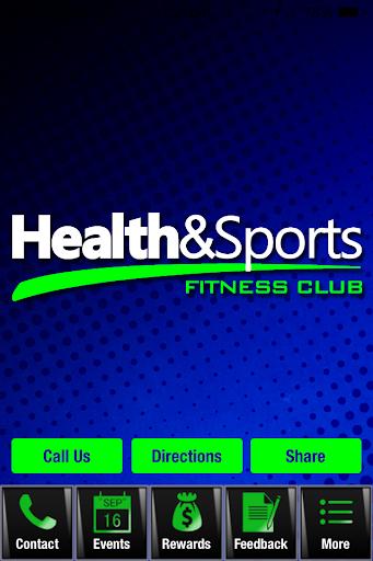 Health Sports Fitness Club