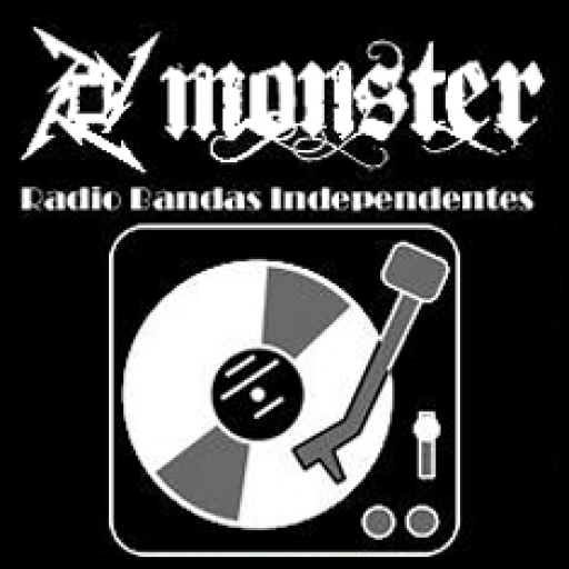 Monster web radio LOGO-APP點子