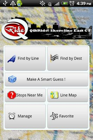 QikRide: Miamidade Metro- screenshot
