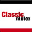 Classic Motor icon
