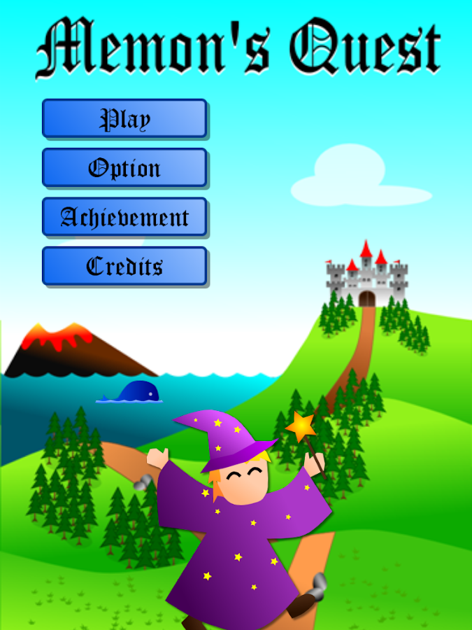 Memon's Quest- screenshot