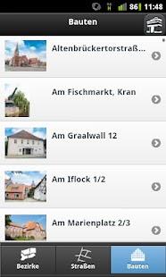 AppNachLüneburg- screenshot thumbnail