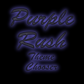 PurpleRush  Cm9 Theme Chooser