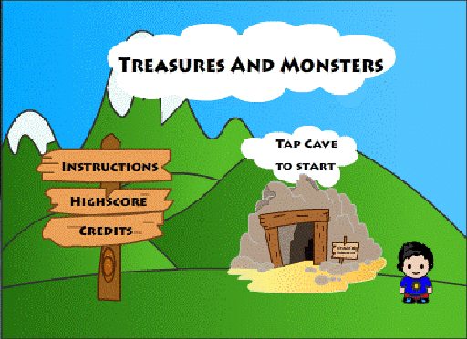 Treasures and Monsters