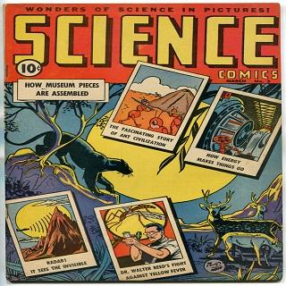 Sci-Fi Comics Apk Download Free for PC, smart TV