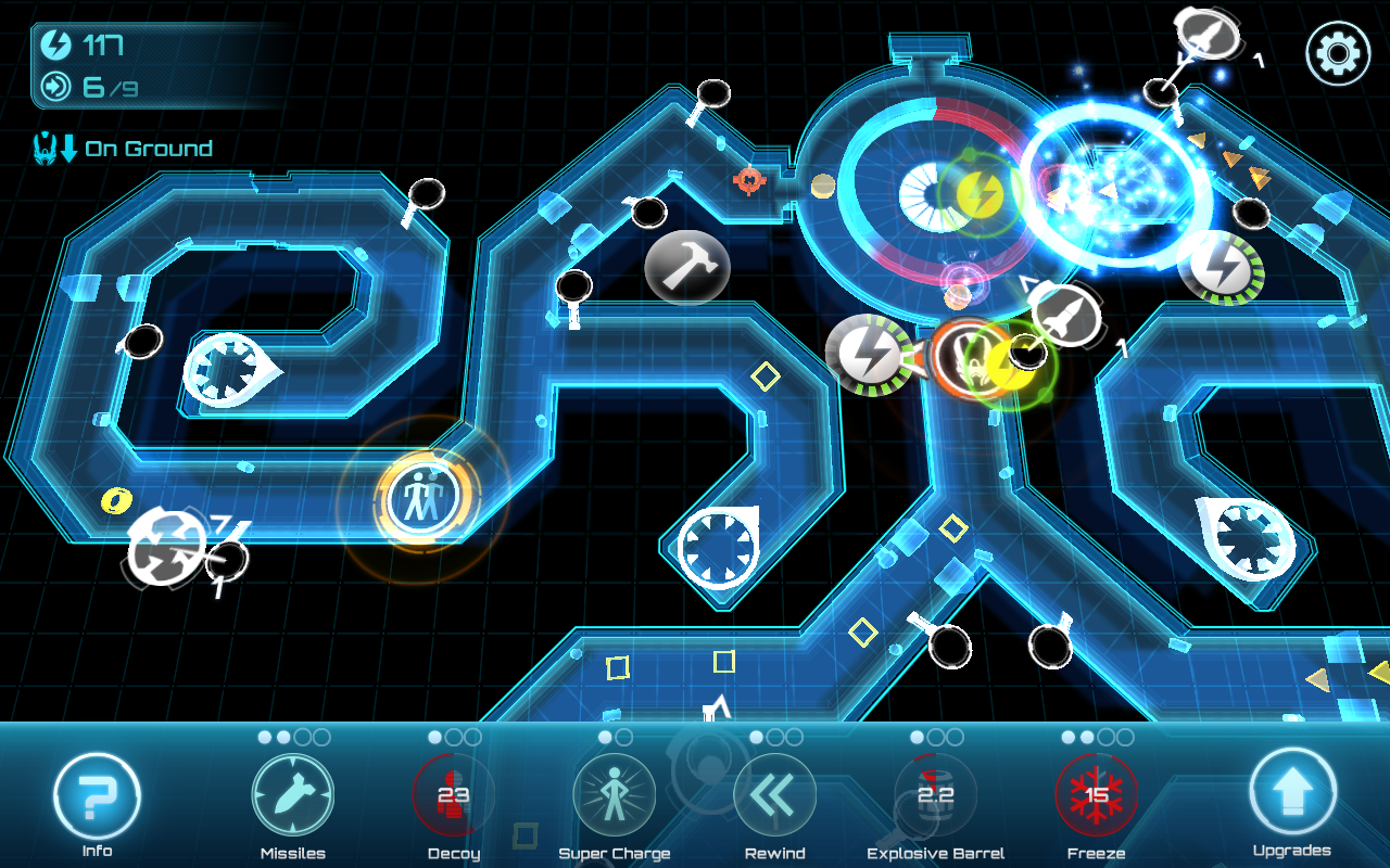 Sev Zero: Air Support- screenshot