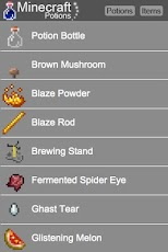 Download Minecraft Potions Google Play softwares