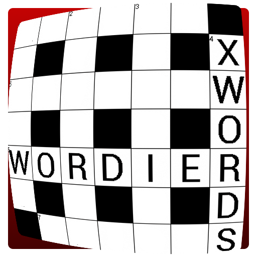 Wordier Crosswords LOGO-APP點子
