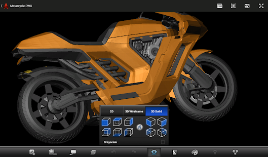 AutoCAD 360 Screenshot 16