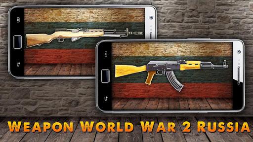 Weapon World War 2 Russia