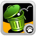 Trash for apps logo
